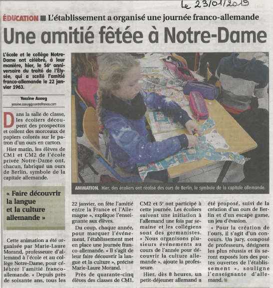 article 23/01/2019